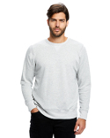 US8000 US Blanks Men's Long-Sleeve Pullover Crew
